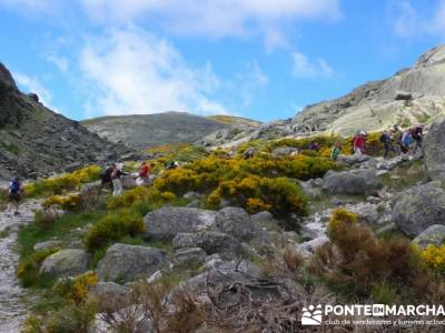 Parque Regional Sierra de Gredos - Laguna Grande de Gredos;viajes otoño;viajes de verano